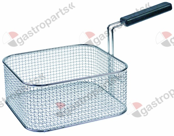 970.773, fryer basket W1 210mm L1 235mm H1 105mm L2 390mm