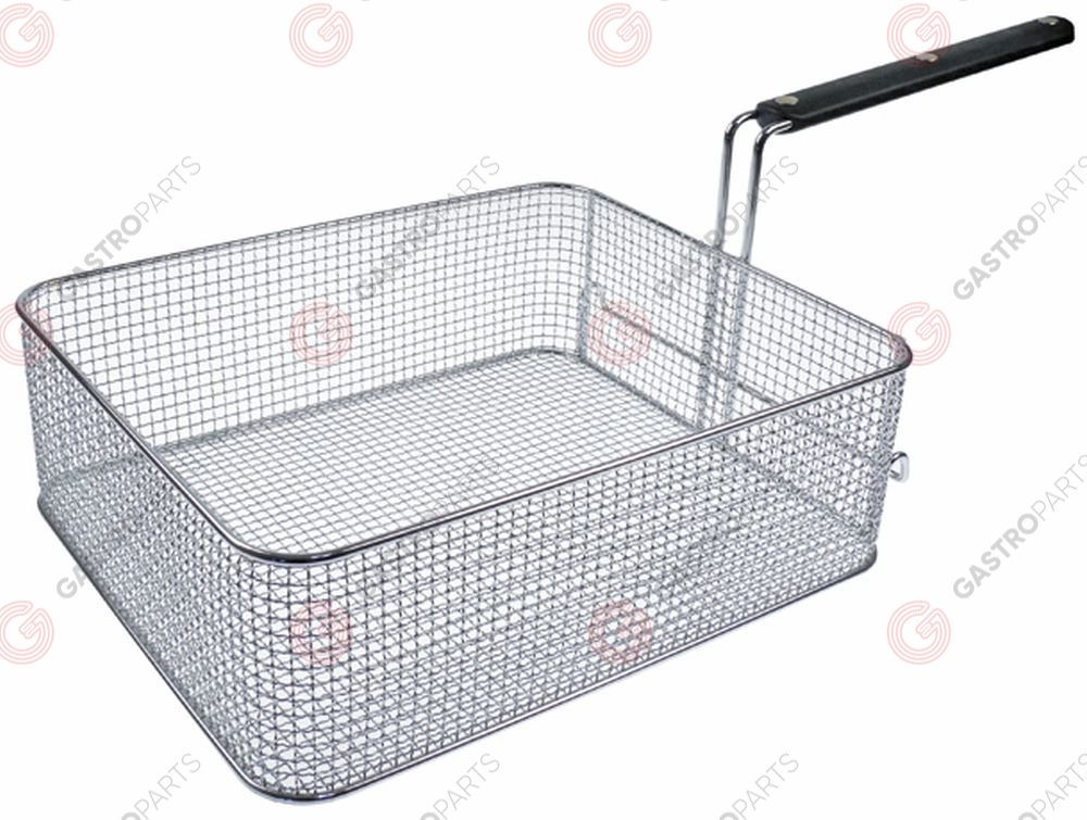 970.775, fryer basket W1 300mm L1 365mm H1 120mm