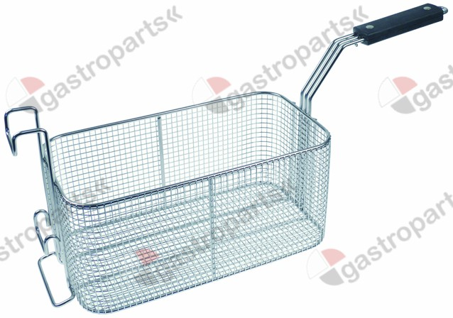 970.810, fryer basket W1 170mm L1 330mm H1 150mm