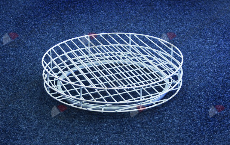 970.817, plate basket ED o 490mm H 110mm seat o 395mm