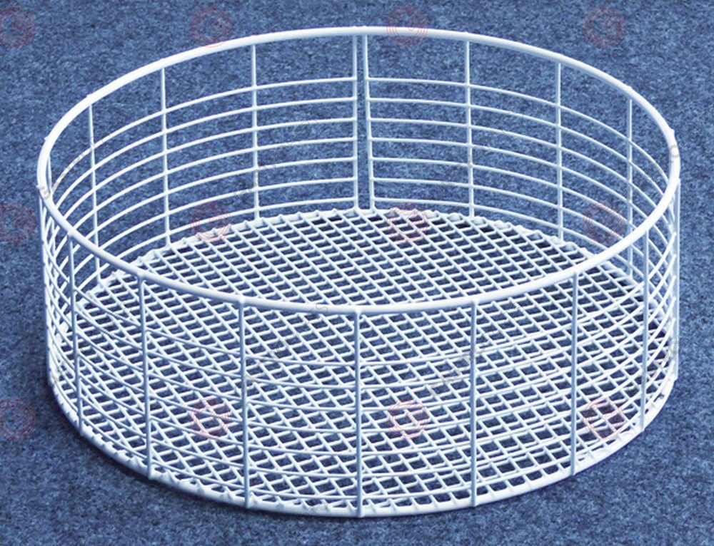 970.821, mix basket ED ø 395mm H 140mm usable height 135mm