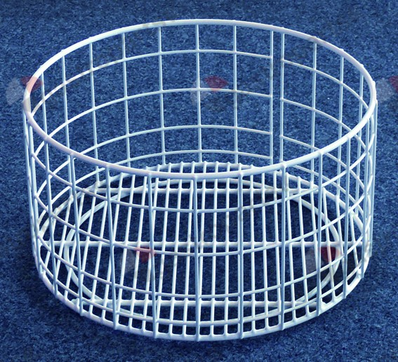 970.823, mix basket ED ø 340mm H 177mm seat ø 280mm usable height 170mm