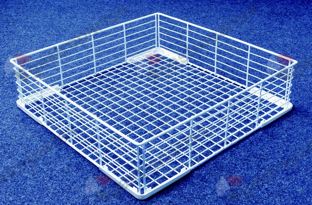 971.029, mix basket L 450mm W 450mm H 120mm mesh type wide-meshed