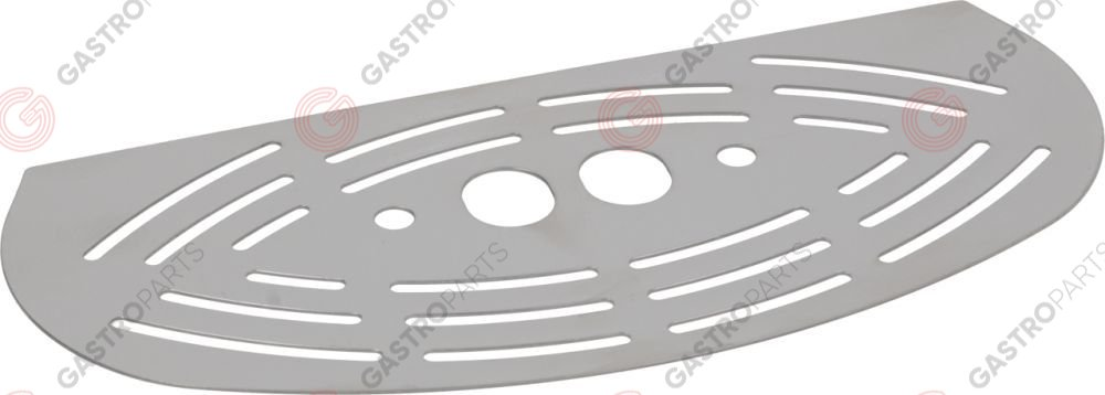 LF1215013, Cups support grid of stainless steel