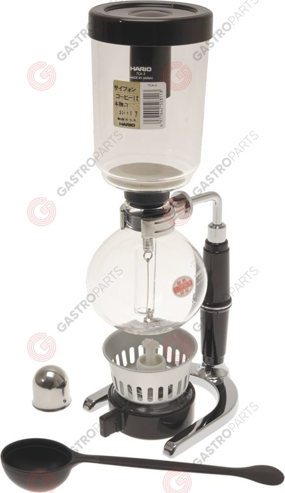 LF1235058, Coffee system syphon hario tca-3 360 ml
