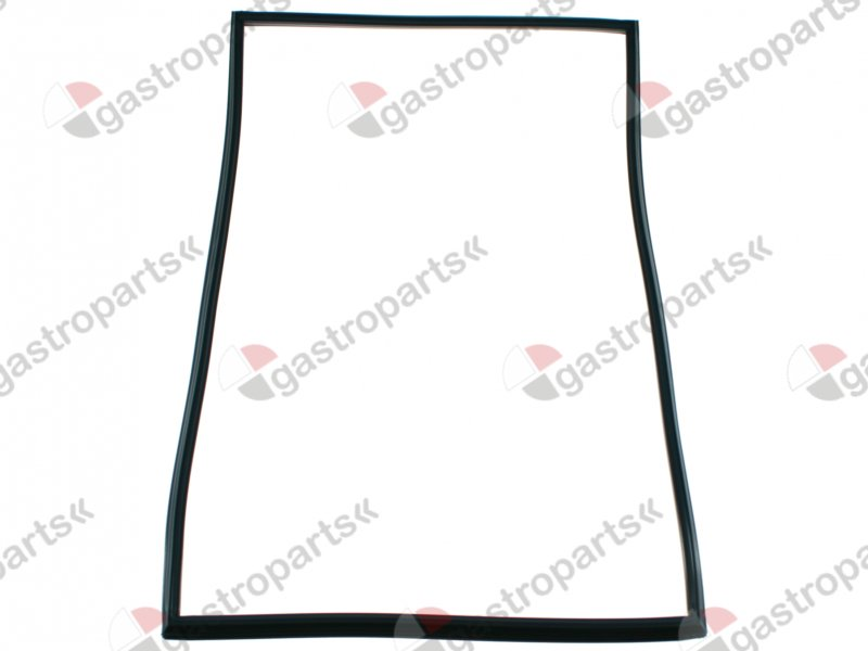 RA2002552P, RATIONAL Door gasket SCC, CM 101 as of 04/2004 20.02.552P