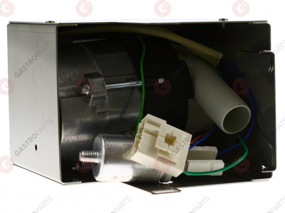 RA8700437, Housing and Cleaning pump SCC line SCC 201/202 as of 04/2004 Qty 1 ea