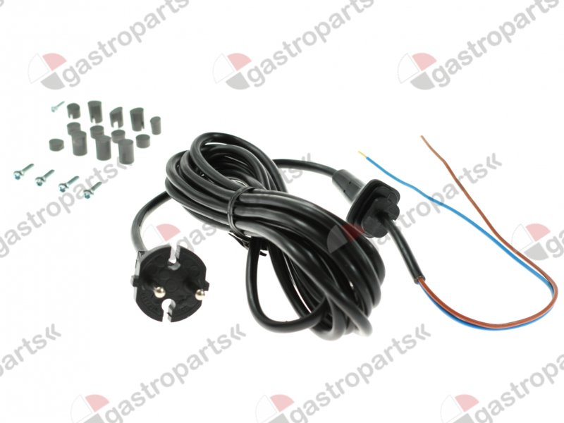 RC89396, MP 230V POWER CORD Robot-Coupe 89396