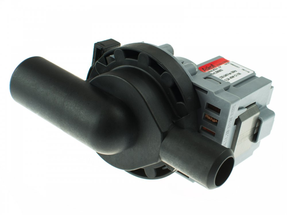 RM829100110, drain pump 40W 220-240V inlet ø 30mm outlet ø 22mm 50Hz ASKOLL type M231 XP