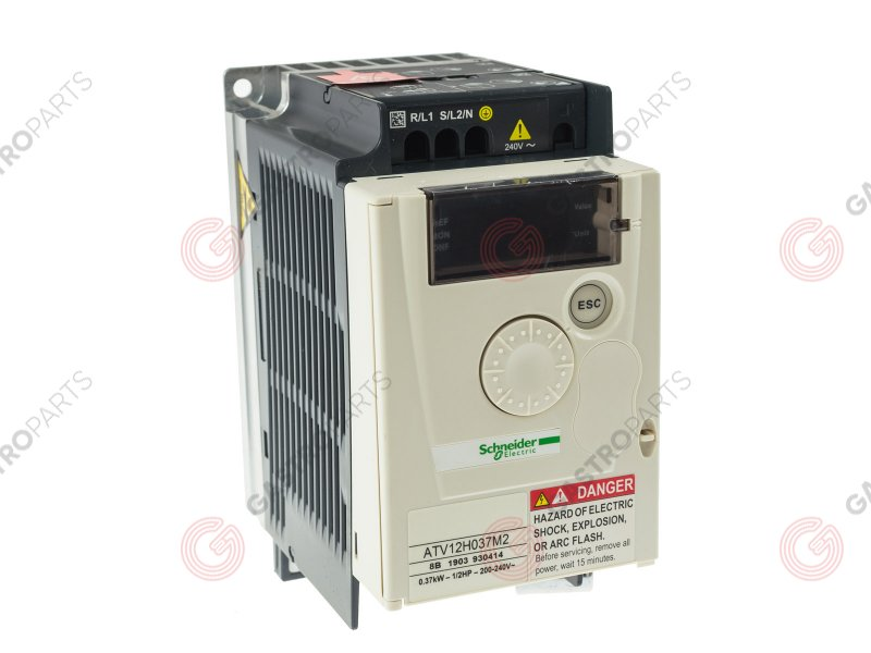 RMEA130404, Frequency converter/ Vision II