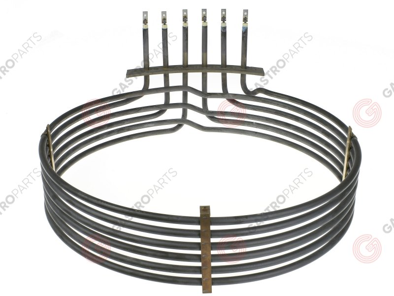 RMEX000005, RM GASTRO heating element 9 kW / DA 611 (U)