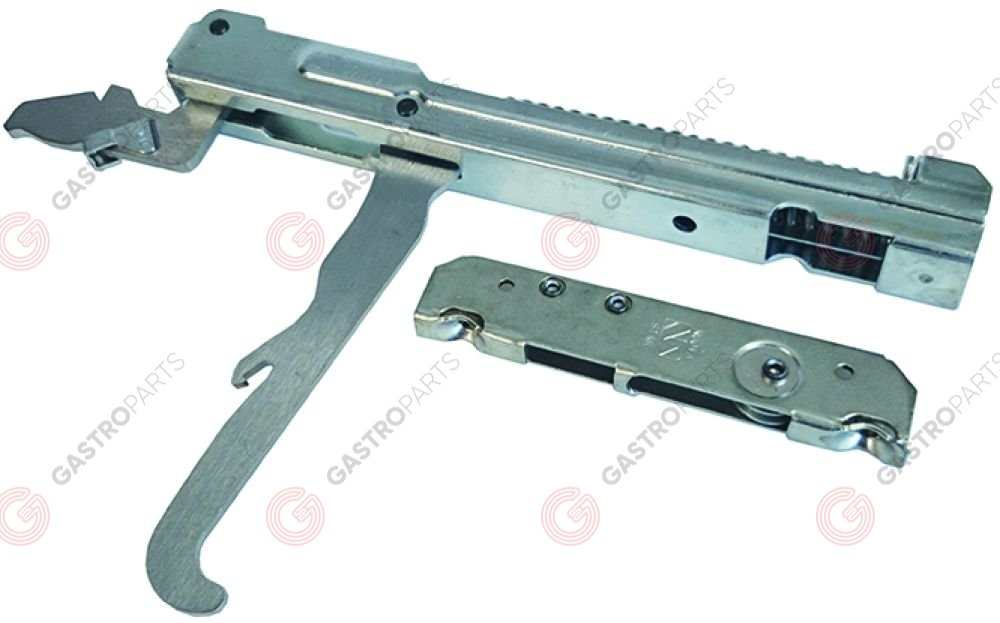 S0103062, hinge with opposite support mounting pos. left/right